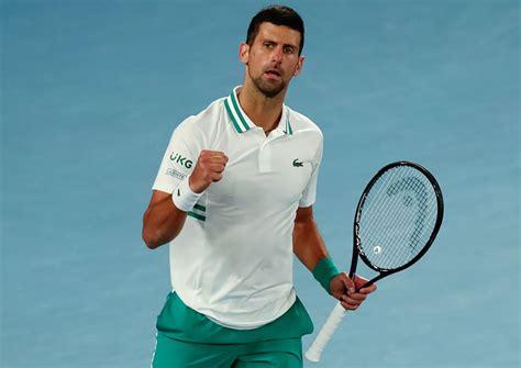 1 novak djokovic is trying to extend his record to nine titles in melbourne, but an injury and no. Novak Djokovic vs. Aslan Karatsev Tipp, Prognose & Quoten ...