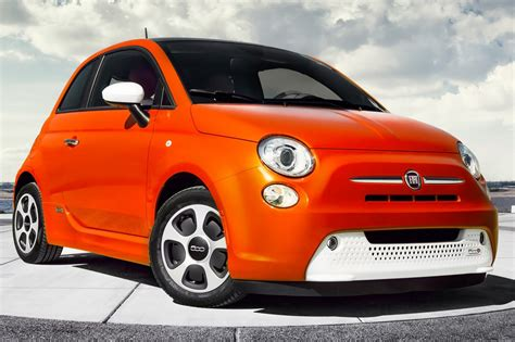 Fiat 500e Price by 2017 Fiat 500e Pricing For Sale Edmunds