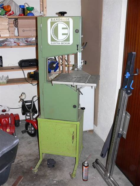 werkstattzuwachs bands 228 ge elektra beckum bas 315