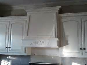 Diy Glazed Cabinets by Kcfauxdesign Com Diy Decorative Hood Range Vent