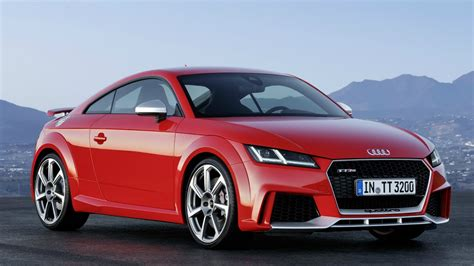 audi tt rs coupe interior exterior  drive youtube