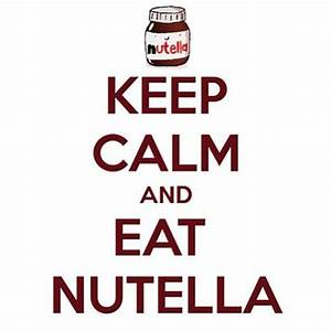 26 best ideas about Nutella my ♡♥♡ on Pinterest | Happy ...