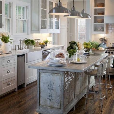 cuisine en u avec ilot central la cuisine équipée avec ilot central 66 idées en photos