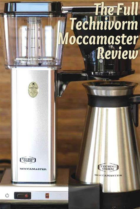 Popular coffee maker fully automatic of good quality and at affordable prices you can buy on aliexpress. Best Automatic Drip Brewer Out There? The Full Technivorm Moccamaster Review | Coffee pictures ...