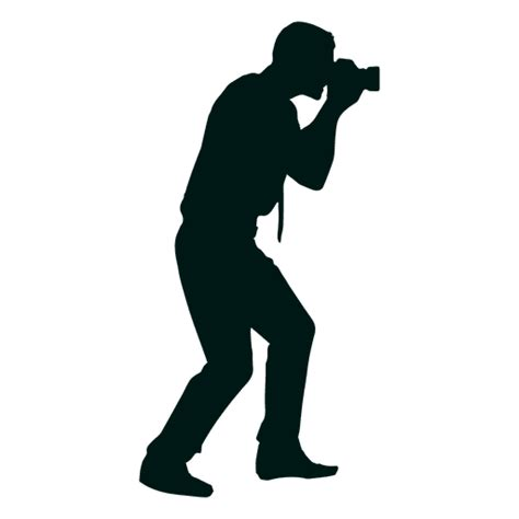 13276 photographer silhouette png photographer shooting silhouette transparent png
