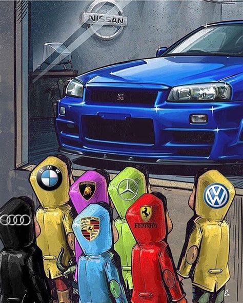 JDM, GTR - Real Legend! #jdm | Nissan gtr, Nissan gtr r34 ...