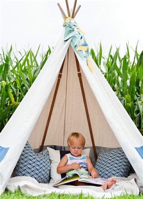 Tipi Pour Enfant Comment Fabriquer Un Tipi 60 Id 233 Es Pour Une Tente Indienne Sympa