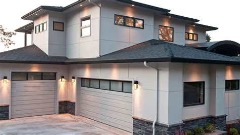 Fiber Cement Board Exterior On Home Home Exterior