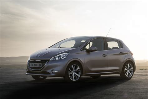 peugeot brand in4ride brand new peugeot 208 hatches out