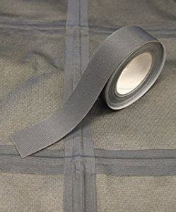 taped seams trespass advice