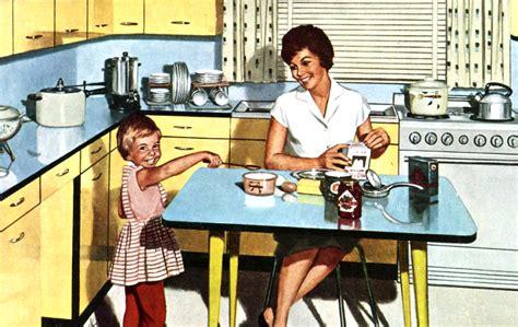 appareil menager cuisine mobilier vintage en formica le style populaire des ées 1960