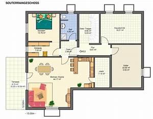 Grundrisse Für Bungalows 4 Zimmer : bungalow grundrisse 4 zimmer 3d raum und m beldesign inspiration ~ Sanjose-hotels-ca.com Haus und Dekorationen