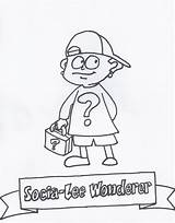 Superflex Social Skills Thinkables Wonderer Wonder Coloring Socia Lee Questions Games Remind Thinking Think Unthinkables Autism Team Pages Person Classroom sketch template