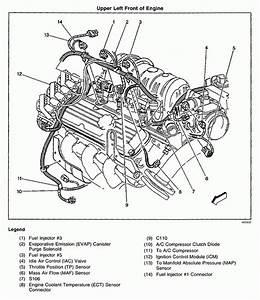 2000 Chevy Malibu Engine Diagram