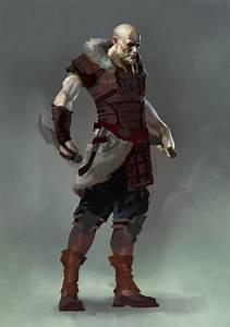 Steve Hong - Viking Assassin