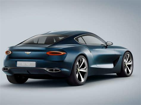 2018 Bentley Exp 10 Speed 6 Concept  Car Photos Catalog 2018