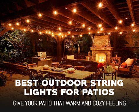 outdoor string lights  patios  gazebos outdoormancavecom