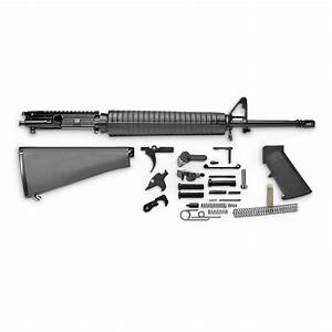 Del-ton Ar-15 20 U0026quot  Government Profile Rifle Kit