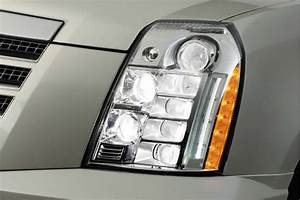 Image  2008 Cadillac Escalade Platinum Led Headlights