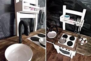 Ikea Kinderküche Erweitern : diy kinderk che ein stuhl wird zur kinderk che freshdads v ter helden idole ~ Markanthonyermac.com Haus und Dekorationen