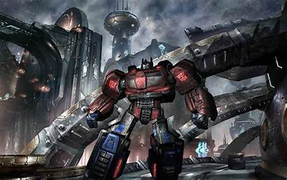 Transformers Cybertron Autobot War Autobots Games Wfc