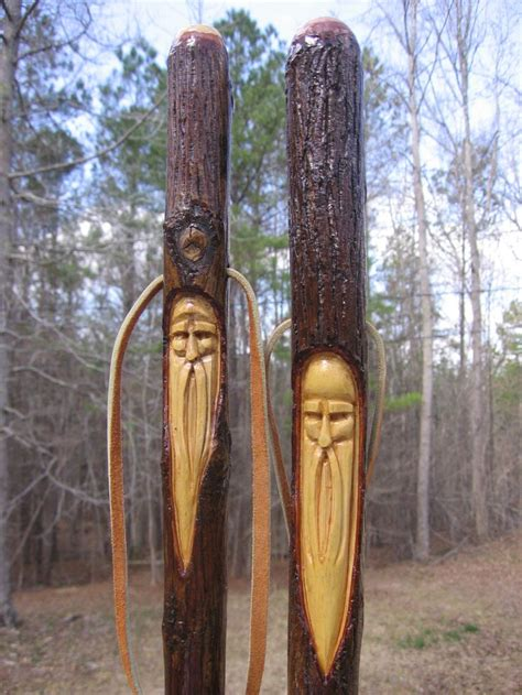 walking sticks ideas  pinterest walking