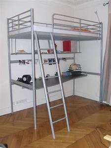 Table De Lit Ikea : etagere mezzanine ikea table de lit ~ Teatrodelosmanantiales.com Idées de Décoration