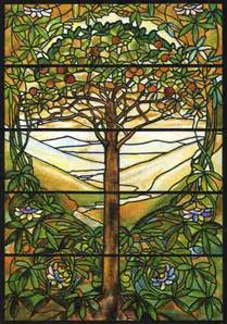 Tiffany Stained Glass Patterns