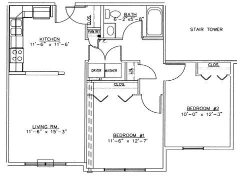 simple 2 bedroom house plans 2 bedroom house simple plan 2 bedroom house floor plans