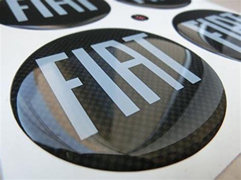 Bravo Rosso Kit Adesivo Stickers Logo Stemma Badge Fiat