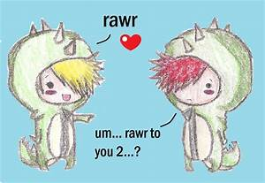 Cartoon Rawr Cake Ideas and Designs