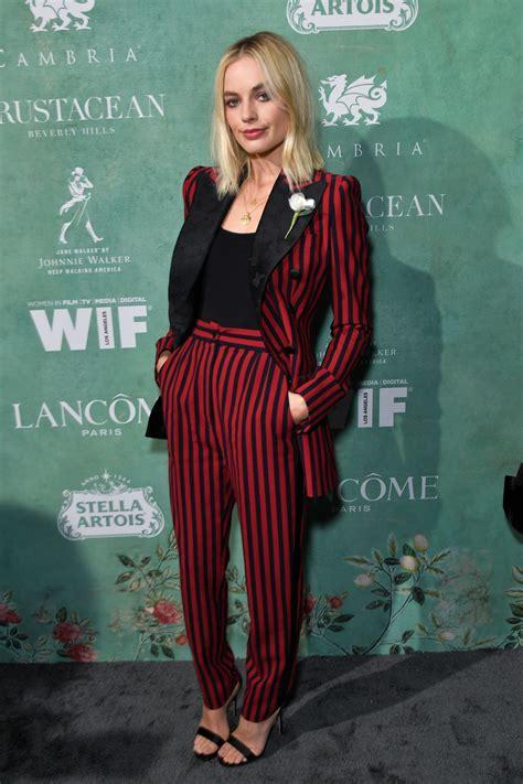 Margot Robbie 2018 Women In Film Pre Oscar Cocktail