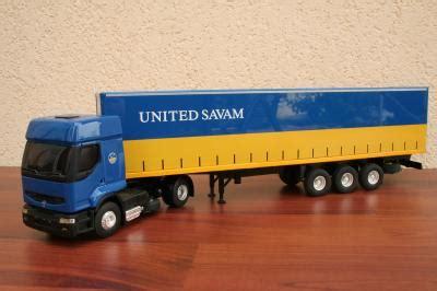 Renault Premium des transports United Savam - 67annem