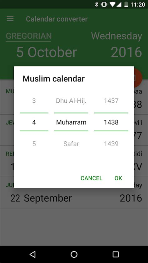 Calendar Converter by Calendar Converter Android Apps On Play