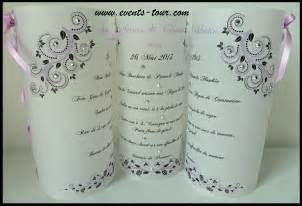 menu photophore mariage menu photophore flowers x1