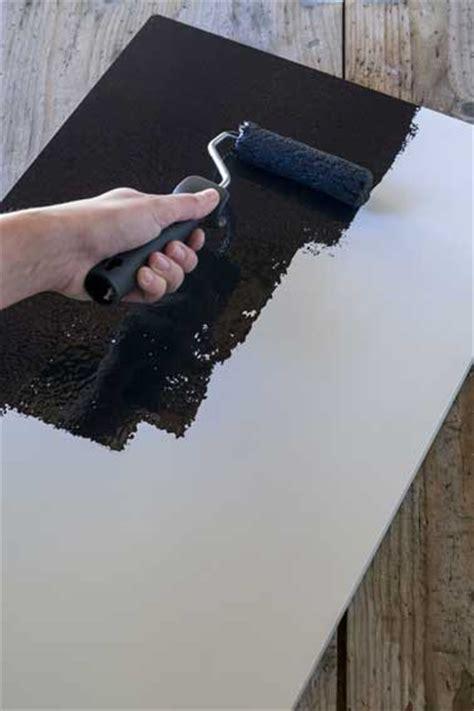 peinture stratifié cuisine peinture tableau noir les 5 é pour la réussir