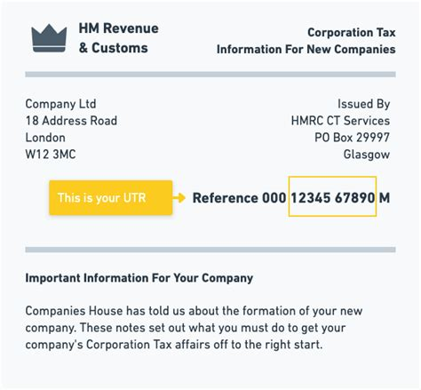 An estimate of how much tax you'll pay. Getting Started With HMRC for Limited Companies