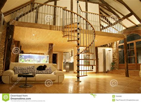 cozy house stock photo image  home mezzanine level