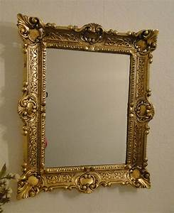 Barock Spiegel Gold Antik : vintage wandspiegel antik spiegel barock 57x47 bad spiegel gold rechteckig kaufen bei pintici ~ Bigdaddyawards.com Haus und Dekorationen