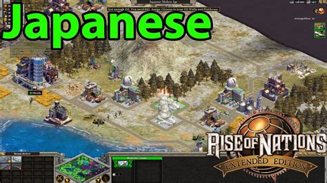 rise of nations extended edition four player skirmish