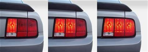 05 mustang sequential tail lights ford mustang sequential tail lights 05 09 lmr com