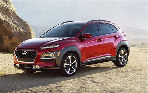 Model year 2020 Hyundai Konas recalled