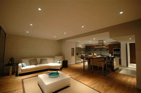 How Many Led Lights In A Room by Downlight Design Living Room Interior Ideas Small