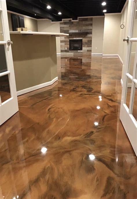 epoxy floors homipet concrete stained floors epoxy