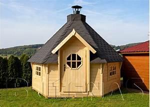 Grill Pavillon Holz : grillkota butenas holzbauten ~ Whattoseeinmadrid.com Haus und Dekorationen