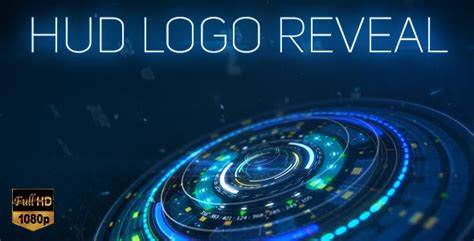 Hi-tech Hud Logo Reveal By Belkozz