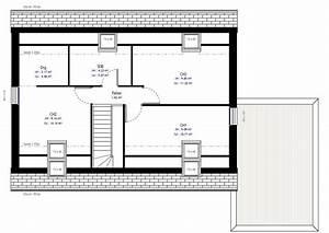 plan maison individuelle 3 chambres 61 habitat concept With plan agrandissement maison individuelle