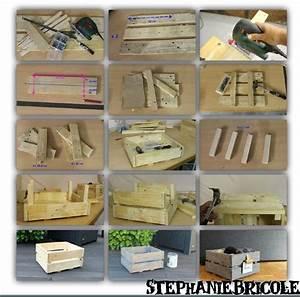 Diy Deco Recup : blog diy d co r cup faire soi m me une caisse vintage ~ Dallasstarsshop.com Idées de Décoration