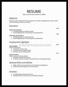 Free Resume Builer by Resume Builder 2017 Resume Builder