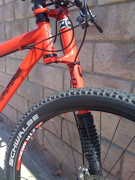 lefty fork bicycle bike cannondale independent kit frame fabrications legged any standard puts bikerumor remove gap fork2 shown